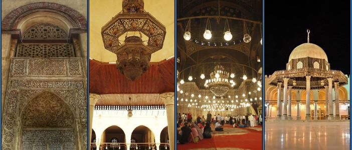 افریقہ کی پہلی مسجد ۔۔۔ مسجد عمرو بن العاص