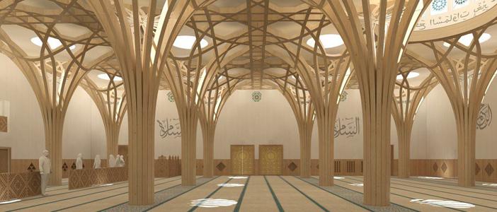 کیمبرج مسجد ۔۔۔ یورپ کی پہلی 'ماحول دوست' مسجد