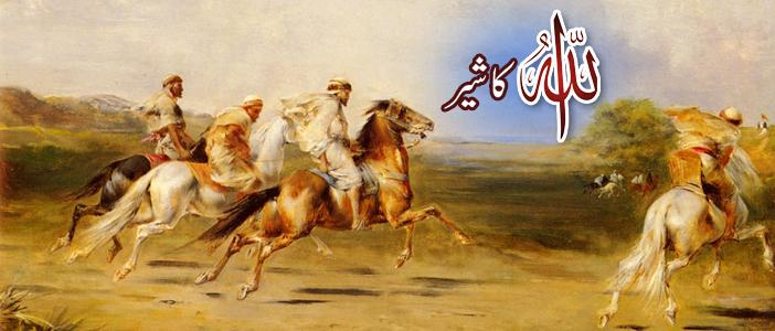 اللہ کا شیر