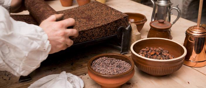 چاکلیٹ بنانے والا