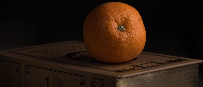 نارنگی کے پانچ بیج